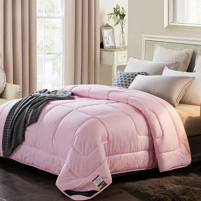 2020新款澳洲羊毛被 200X230cm(7斤) 粉色