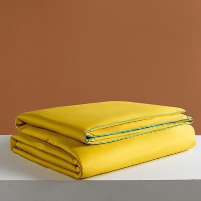 2021新款醇净天丝夏被 200X230cm 纯净黄
