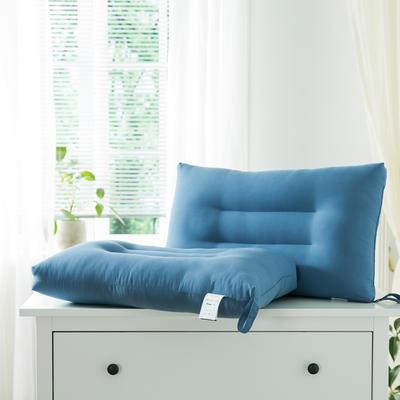2021新款雅柔纯色单边枕头枕芯48*74cm/只 宾利兰