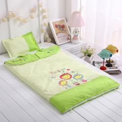 婴童睡袋-童博士系列睡袋-绣花防踢睡袋 太阳花M120*150cm0-6岁