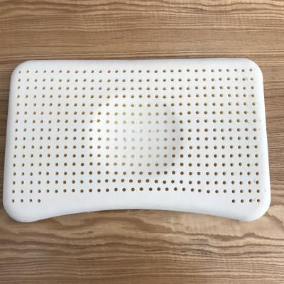 2018新款-天然乳胶-婴儿定型枕43*28*3 婴儿定型枕
