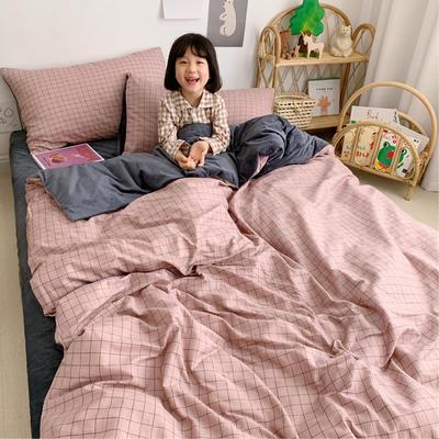 2019新款-全棉+水晶绒棉绒365BET比赛暂停_亚洲365bet比分_365bet hk小模特 床单款三件套1.2m(4英尺)床 晴天