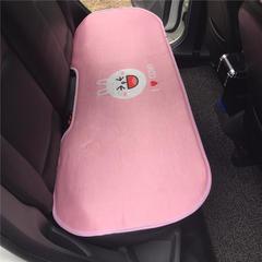 2017 新款汽车后座长条 50*130cm 粉色