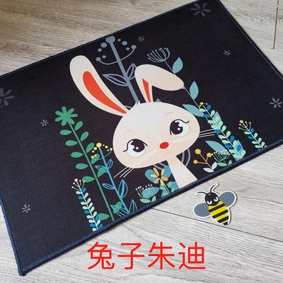 2020新款短毛绒防滑颗粒进门垫 40*60cm/个 兔子朱迪