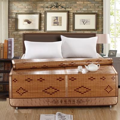 竹席系列 1.5m(5英尺)床 麻将块竹席