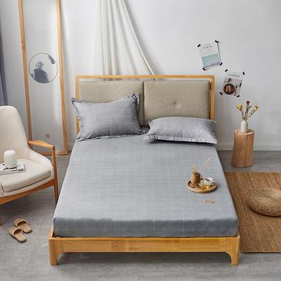 2019无印良品单床笠床罩-简约风尚 150cmx200cm 简约风尚