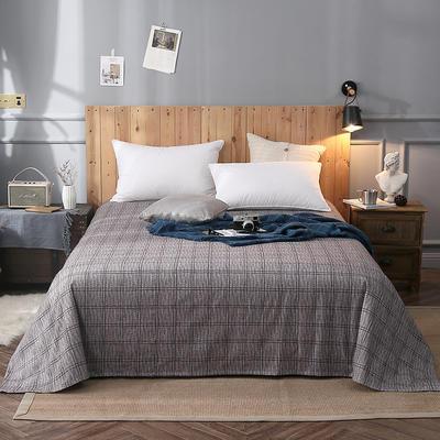 2018新款全棉床单 160*245cm 思绪