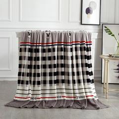 【坦客毯业】法莱绒毛毯系列 1.2*2.0米 2018 平凡生活