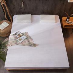 2018新品泰国进口新款乳胶床垫(四) 1.5*2.0米(5厘米厚) 加外套图