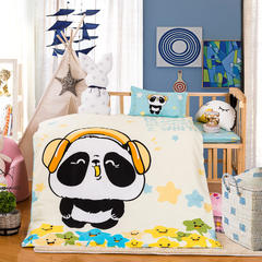 婴儿棉芯六件套(棉芯六件套 ) 棉芯六件套 酷乐熊猫