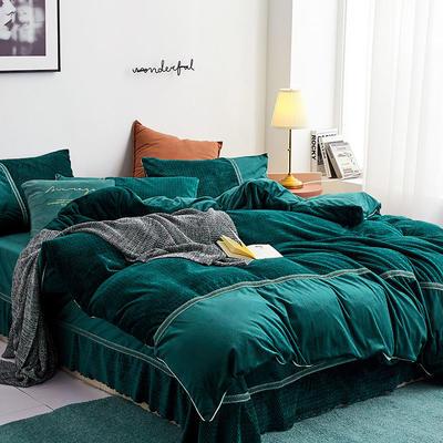 2019新款法莱绒四件套 1.5m(5英尺)床单款 6