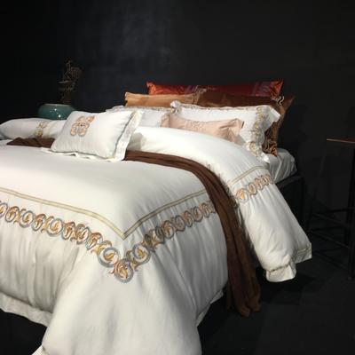 80皮马棉刺绣 标准 卡地亚
