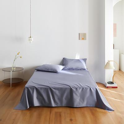 2020新款60纯色单品床单 245cmx270cm 品蓝