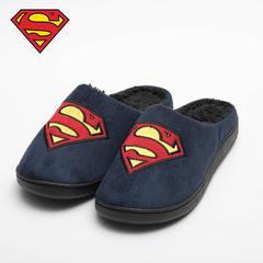 彩窝窝家纺H1746 英雄系列哈拖鞋 M(39-40) 超人SUPERMAN