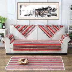 棉线编织沙发垫 45*45cm 波西米亚