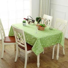 田园风绣花餐桌布 60*60cm 爱在深秋-绿