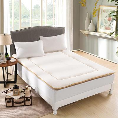 羊羔绒床垫 100*200cm 白色