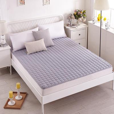 磨毛水洗床护垫 60*120 灰色