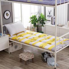 仿棉榻榻米床垫 90*200cm 小蜜蜂
