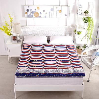 印花纤维软床垫 90*200cm 时光遐享