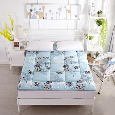 印花纤维软床垫 90*200cm 香颂