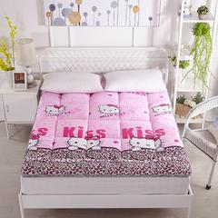 印花纤维软床垫 90*200cm KITTY