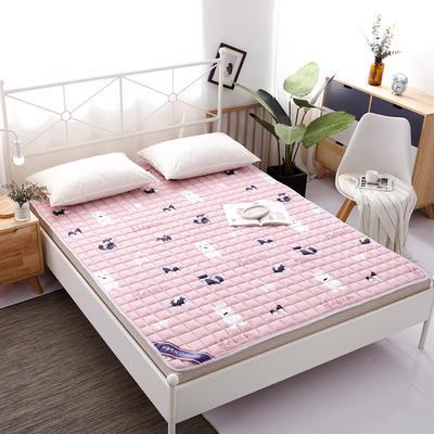 印花水洗床护垫 90*200cm 刺猬