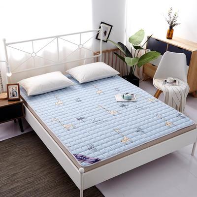 印花水洗床护垫 90*200cm 小鹿