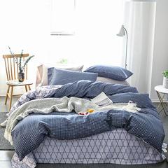 2018新款 60长绒棉印花系列四件套 标准1.5m/1.8m床 大海的故事