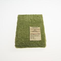 良品毛巾(手巾、面巾、浴巾) 草绿色面巾