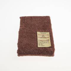 良品毛巾(手巾、面巾、浴巾) 绛红色面巾