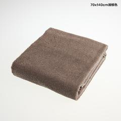良品毛巾(手巾、面巾、浴巾) 浅棕色浴巾