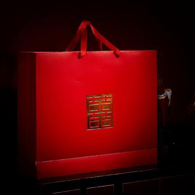 2019新款婚庆包装 其它 手拎袋