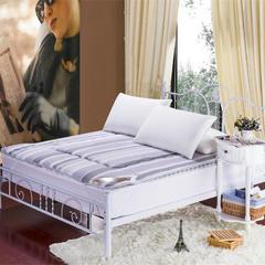床垫 全棉印花床垫 120*200 泰戈尔