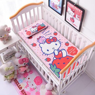 2019新款KT儿童凉席系列 60*120cm 甜心草莓