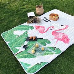 2018新款野餐垫 140*200 天堂鸟