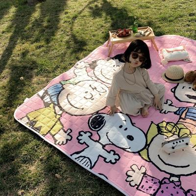 2019新款野餐垫 140×200cm 欢乐一家