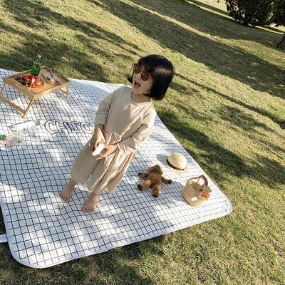 2019新款野餐垫 140×200cm 小格子