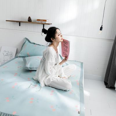 2019新款太极石养生席-影棚图 150*198cm 小樱桃