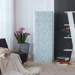 壹零 弹力柜式空调罩 立式空调套子  空调防尘罩 3-5P柜式空调通用 碧琪公主