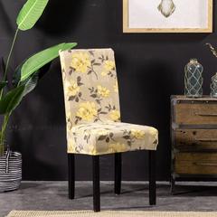 2019新款连体椅子套 饭店家用弹性椅套 通用简约时尚椅套子 贵族