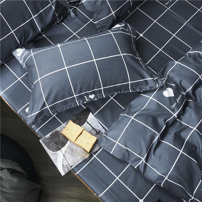 2019新款磨毛枕套 48cmX74cm 胡子先生