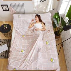 酒店隔脏睡袋 卡通皇冠 160*220cm