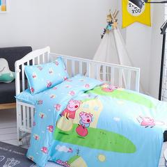 2017  鱼宝最新款 被芯、床垫芯、枕芯 珍珠棉枕芯30*50 彩球佩奇