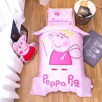 大版花幼儿园三件套最新花型   单品 枕套30*50cm 公主佩奇