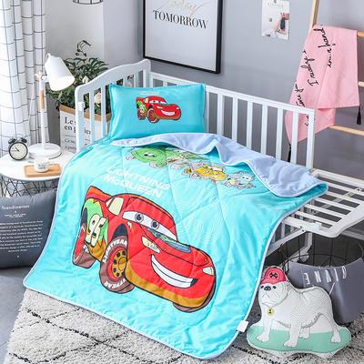 2018全棉大版花儿童夏被 单独枕套(含枕芯) 麦昆