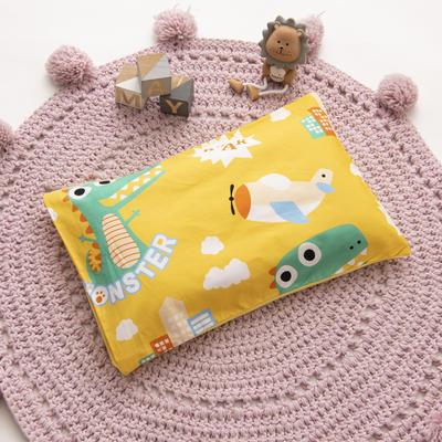 2019新款YB棉加绒枕头(30*50cm) 枕套+珍珠棉枕芯 恐龙奇奇
