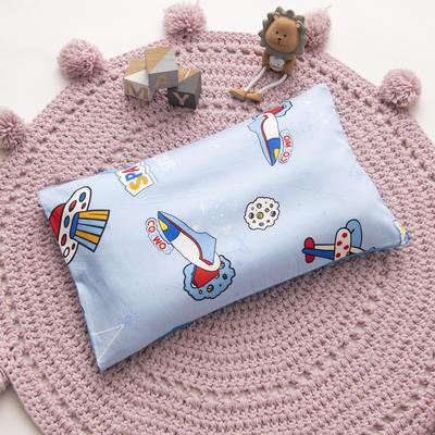 2019新款YB棉加绒枕头(30*50cm) 枕套+珍珠棉枕芯 太空旅行