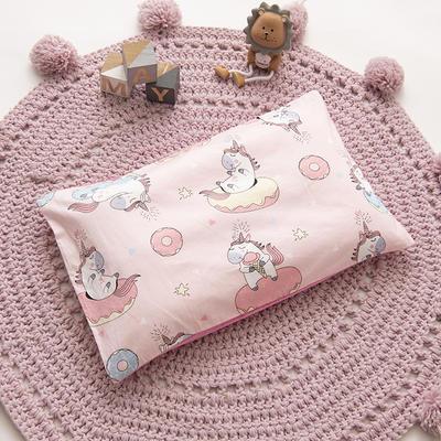 2019新款YB棉加绒枕头(30*50cm) 枕套+珍珠棉枕芯 甜甜圈