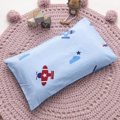 2019新款YB棉加绒枕头(30*50cm) 枕套+珍珠棉枕芯 小飞机